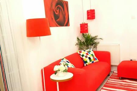 Luxurious Newly-built Flat & Garden, close to CITY - Dagenham - Appartement