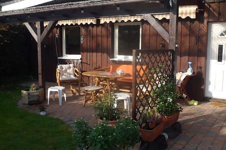 Geräumige Heidehütte für Frischluftfanantiker - Soltau