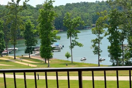 Luxury Condo at Stoneview Summit on Lake Martin - Appartement