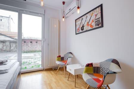 Beautiful studio in the city center - Beograd