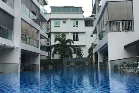 One bedroom flat in vibrant Katong area - Singapore