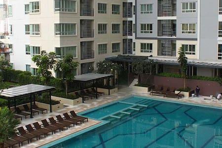 เดอะทรัสต์ เรสซิเด้นซ์ ปิ่นเกล้า - Krung Thep Maha Nakhon - Apartamento