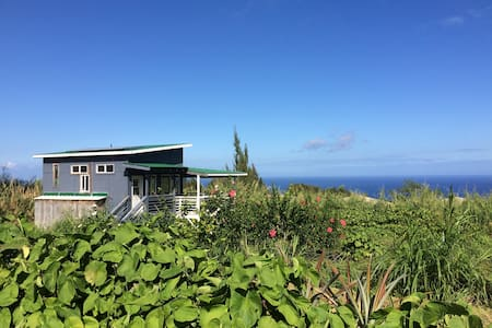 Guest house on K Farm - Honokaa - Ev