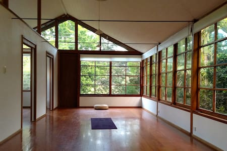 nice light filled  house by the river (room 2) - Mooney Mooney