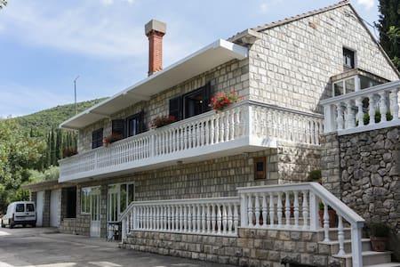 Villa Lucija in Gruda - Villa