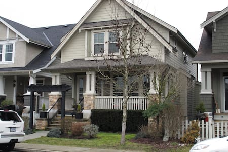 Designer Home in Ft. Langley, B.C - Langley