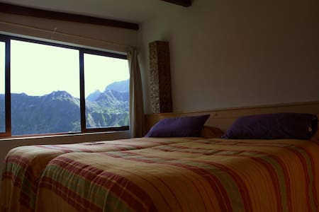 Suite with views over Paul valley - Bed & Breakfast