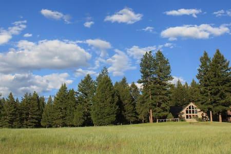 Sky Ranch Glamp Site, Peace and Plenty2 - Clinton - Tält