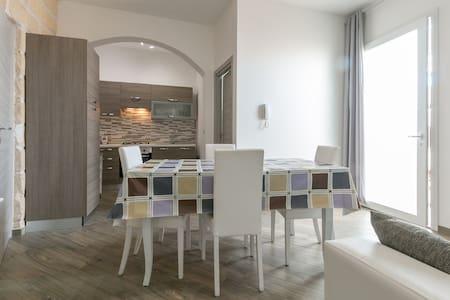 Porto Cesareo app. nuovo 50 m mare - Apartmen