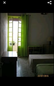 Bright and quiet room - Appartement