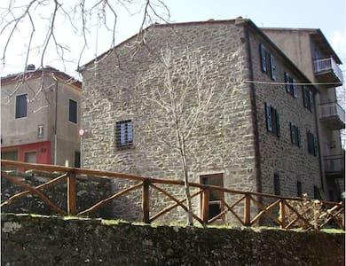 Orma del Lupo Ostello in Pratomagno - Trappola - Haus