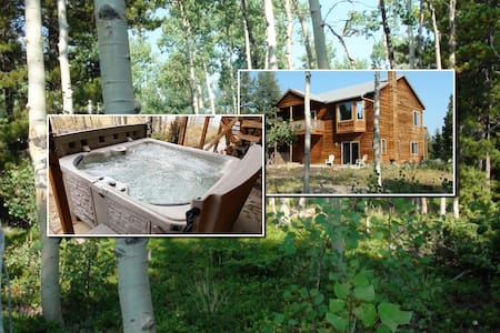 Secluded Mountain Retreat w/Hot Tub @ 9,500 Feet - Idaho Springs - Maison
