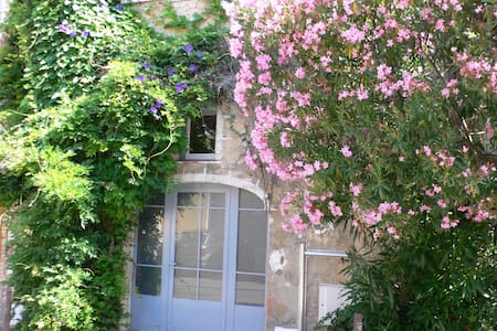 Wonderfull light apartment private - Vence - Wohnung