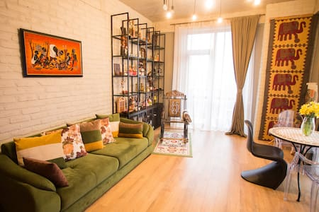 Your Dream Home in Tbilisi - Tbilisi - Apartment