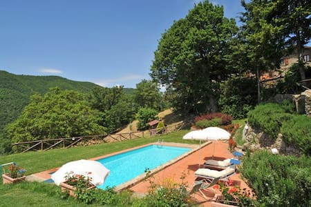 Large Mountain Villa near Florence - Londa - Villa