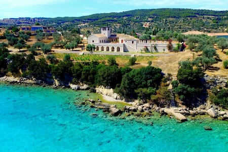 RVG Villa Peninsula Castle on the Beach - Villa