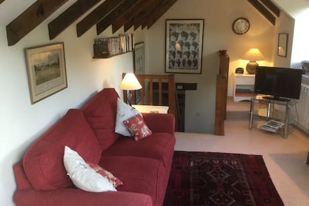 Quirky cottage for 2 in Bampton, close to Exmoor - Rumah