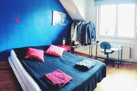 chambre spacieuse dans la périphérie de Bruxelles - Dom
