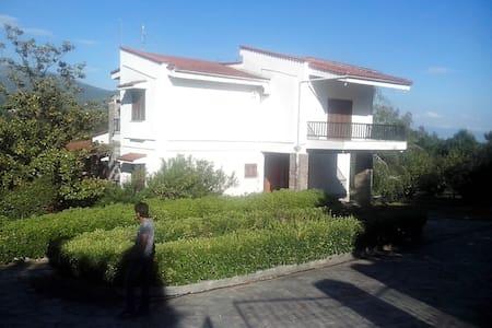 ΜΟΝΟΚΑΤΟΙΚΙΑ ΣΤΟ 5ΧΛΜ ΣΕΡΡΩΝ ΛΑΙΛΙΑ - Serres - Haus