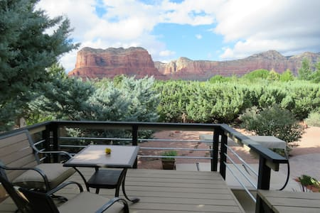 Casa De La Sal with amazing red rock views - Sedona - Vendégház