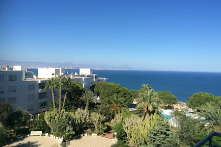 Апартаменты с видом на море - Apartament