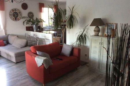 Maison confortable entre Cannes et Grasse - Mouans-Sartoux - House