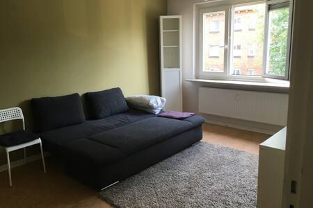 Zimmer Zentral Altona - Hamburg - Apartment