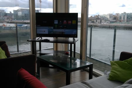 Private room, private bathroom. - Ringsend - Apartment