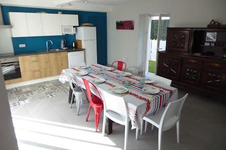House in Pays Basque Sea Mountain - Saint-Jean-de-Luz - Villa
