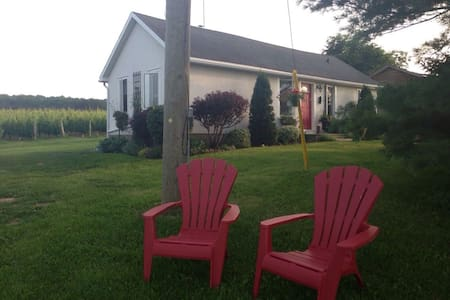 Cottage in Wine Country Niagara, Vineland,ON - Lincoln