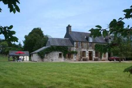Beautiful renovated farmhouse in Southern Normandy - Savigny-le-Vieux