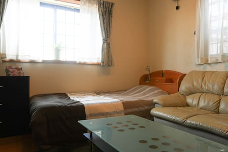 Warm Clean Comfortable Room - 高槻市 - House