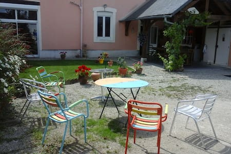 Chambre d'hote Yannick BOUTET - Bed & Breakfast