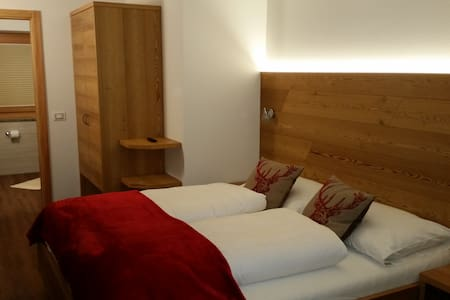 Jägerhaus Affittacamere Room & Breakfast ValdiSole - Pellizzano - Bed & Breakfast