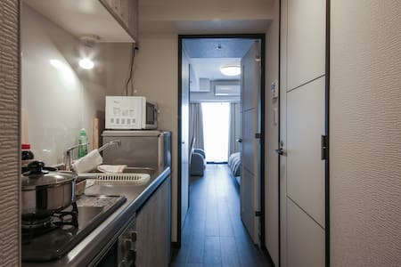 Shinjuku 0min. great location - Tokyo - Appartamento