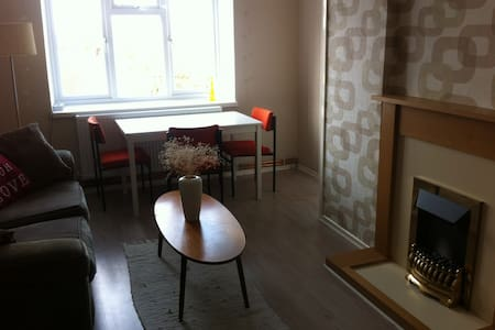 Spacious and peaceful flat. - Apartamento