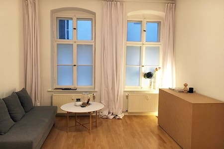 Great Apartment in perfect Location Berlin Mitte - Leilighet