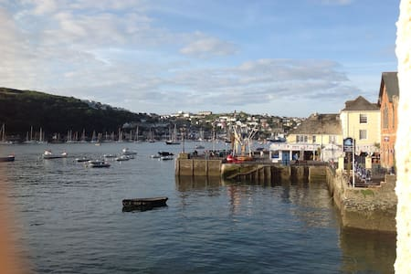 Quirky apartment in the centre of Fowey - Flat