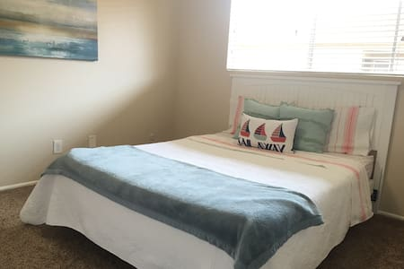 1 BR by Carlsbad beach and lagoon - Carlsbad - Apartment