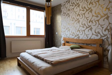 Quiet duplex apartment in center - Praha - Wohnung