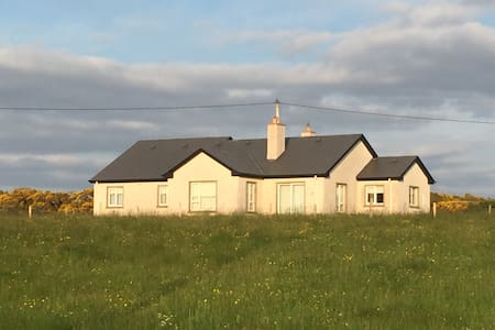 Isabella Cottage , Rosnowlagh , Co Donegal - Bungalow