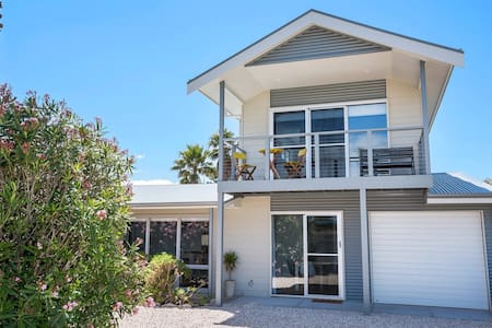 Palm Cottage, close to surf beach - Goolwa Beach - House