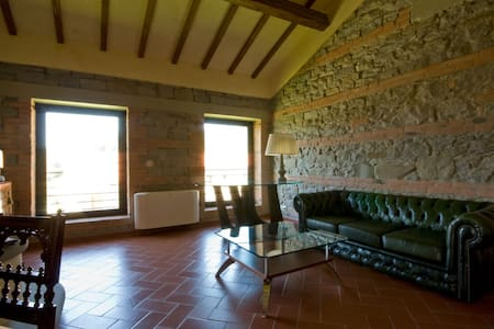 Suite vista vallata con piscina - Bed & Breakfast
