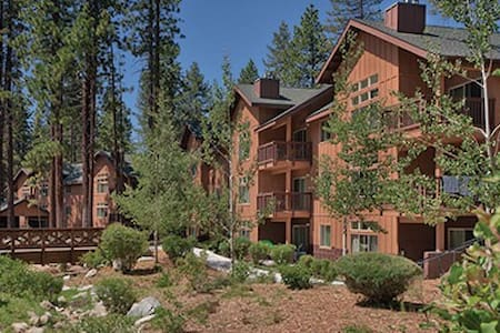 2BR South Lake Tahoe condo sleeps 6 - Wohnung