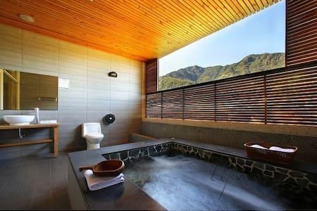 達谷蘭溫泉渡假村 情境雙人房一泊二食 - Bed & Breakfast