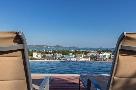 New condo SeaView Rooftop Pool 03 - アパート