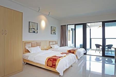 高层海景双标房(26层以上) - Apartment