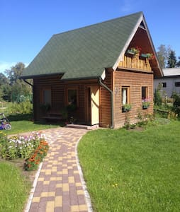 A sauna house for a superprice now! - House