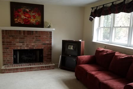 Entire finished basement suite! Best neighborhood! - Cave Spring - Huis