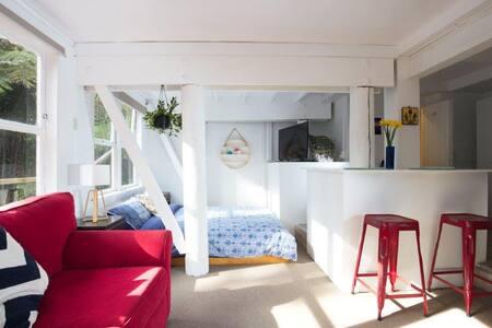 Sunny Birkenhead studio - Auckland - Daire